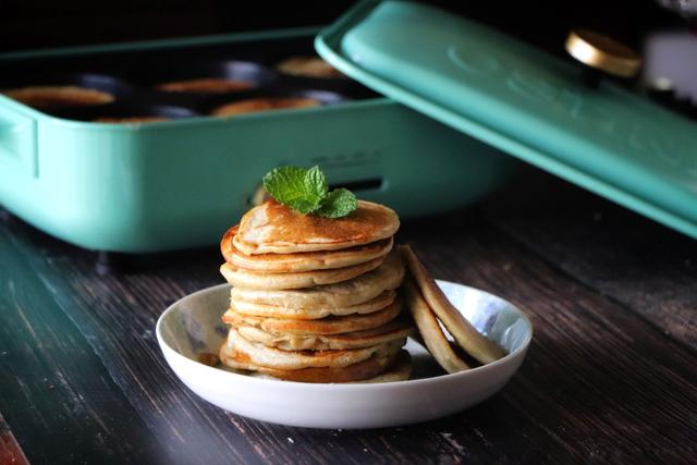 懒人快手早餐,饱腹还低脂,香味馋到流口水,减肥人士早餐优选