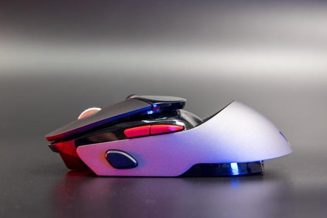 如同超跑般带劲,雷柏VT 960双模无线游戏鼠标评测