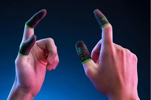 《【煜星注册地址】Razer为手游玩家打造竞技指套 两只装售9.99美元》