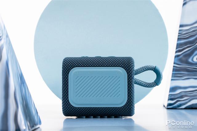 JBL GO3音乐金砖三代便携式蓝牙音箱评测:小巧玲珑随身行