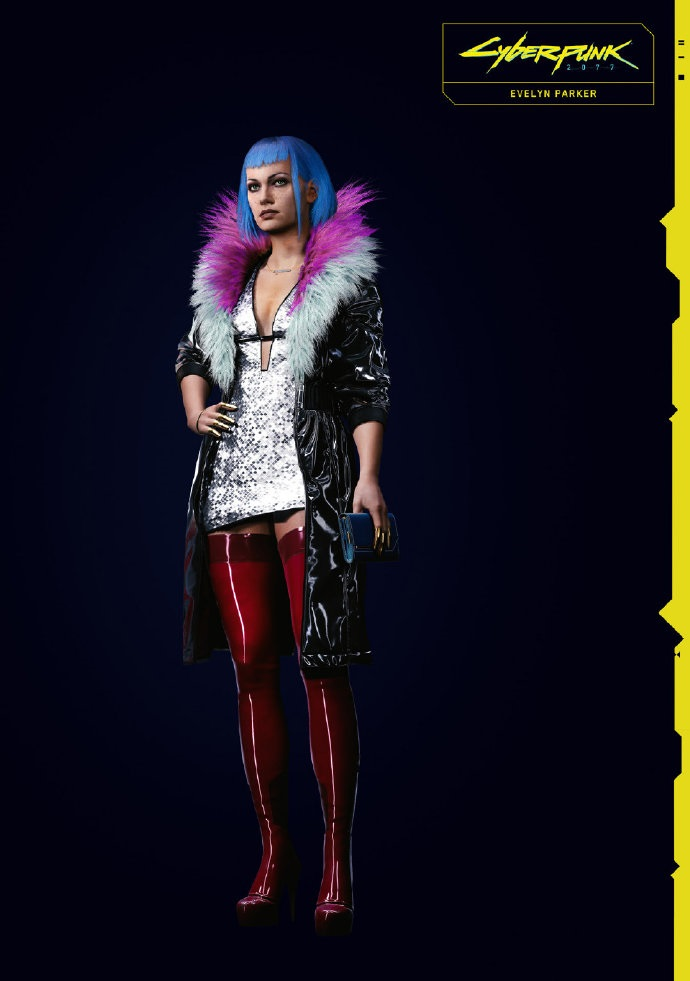 《【煜星在线登陆注册】《赛博朋克2077》角色艾芙琳公开: 野心勃勃, 八面玲珑》