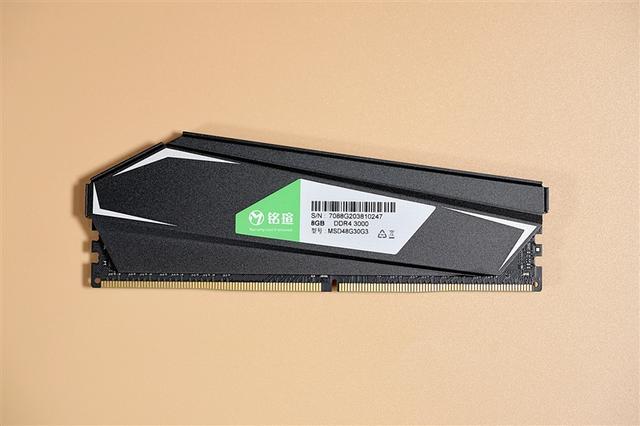 长鑫原厂颗粒!铭瑄太极DDR4 3000内存评测:可媲美同档次三星芯片
