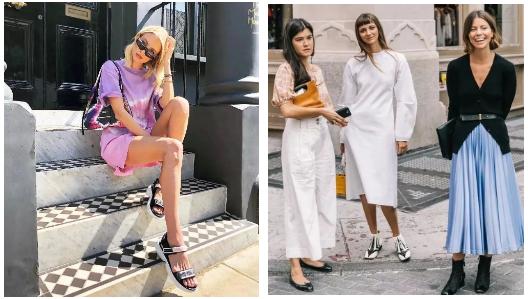 2020夏日配色方案来了,时髦女孩都在穿!