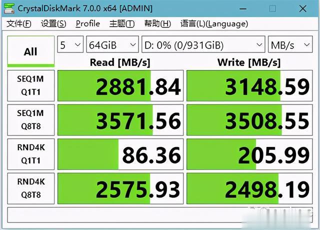 三星980 PRO 评测:消费级最快NVMe SSD诞生