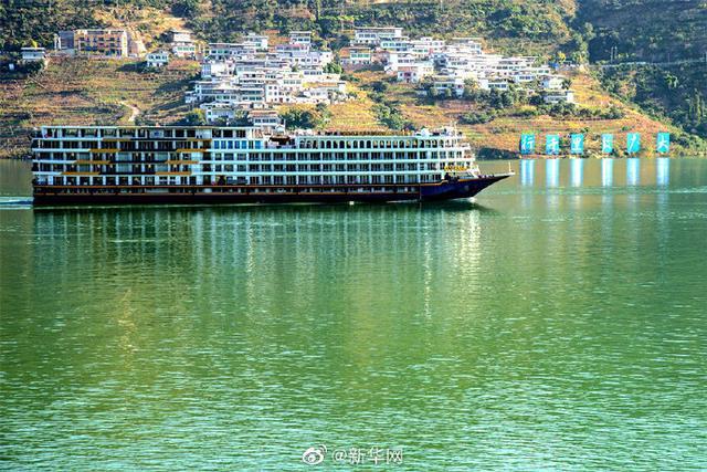 『梯田』175米!三峡库区再现高峡平湖美景
