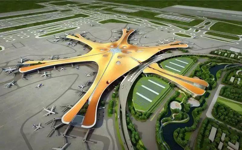 關注 36分鐘!這是未來天津到北京新機場的時間