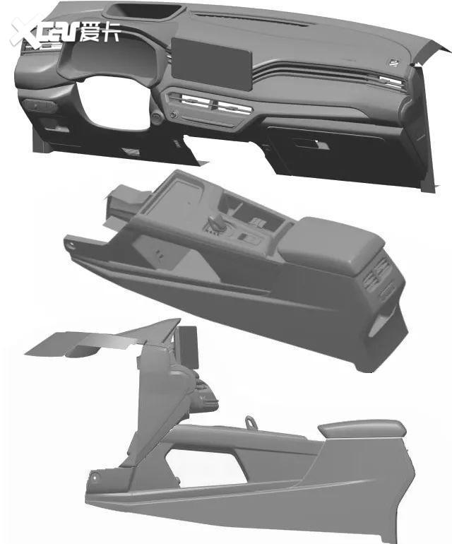 看個新車丨外觀、內飾設計全曝光, 哈弗全新SUV或將接替H2-圖8