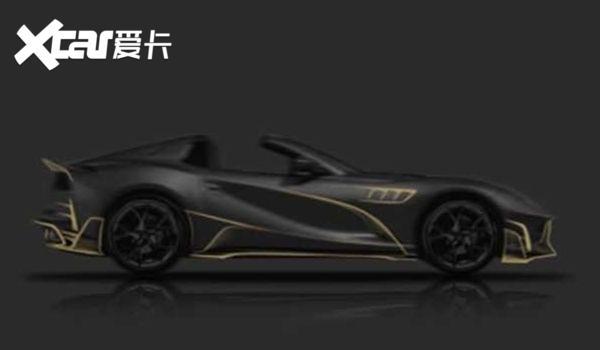 一口氣出六款, 涵蓋超跑/SUV等, Mansory全新車型陣容-圖3