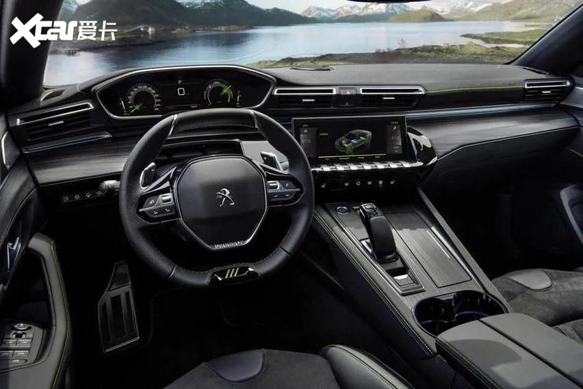 電子四驅系統加持! 標致最速車型誕生, 顏值還挺高-圖4