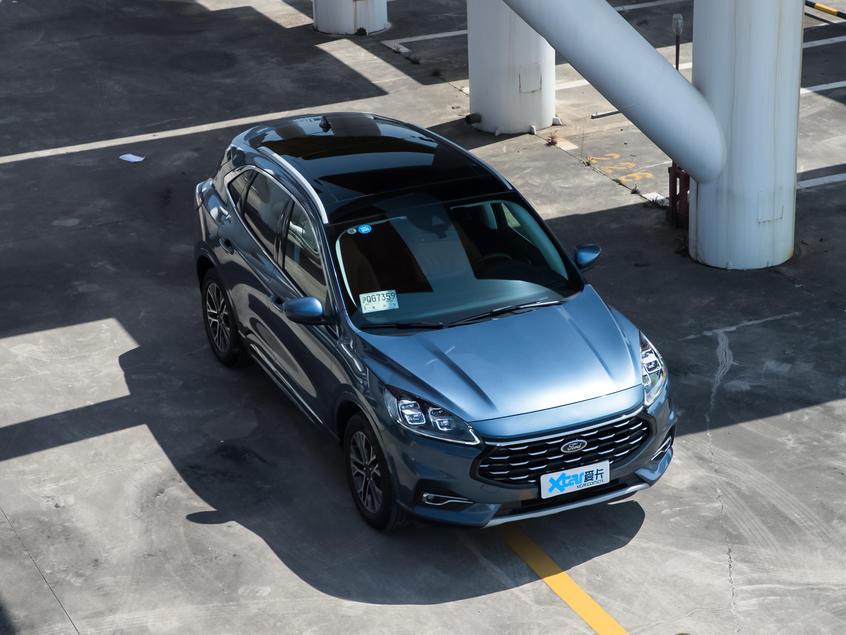 長安福特銳際新車型上市 售16.98萬元起-圖2