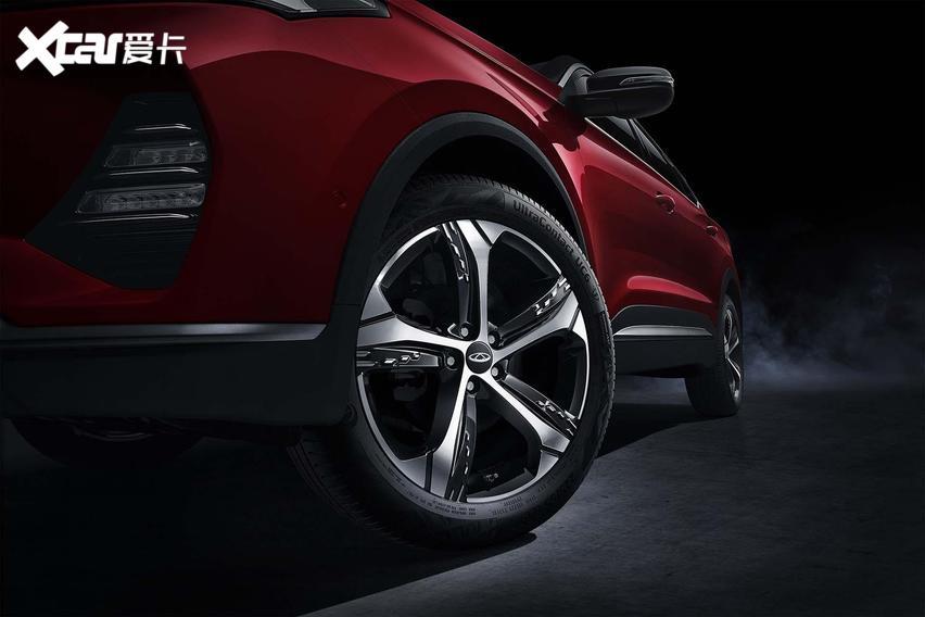 要做10萬級超快SUV 全新一代瑞虎7神行版上市-圖7