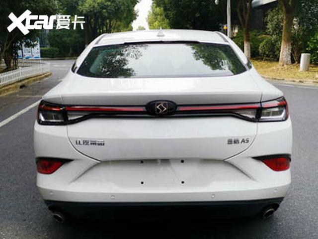 新款江淮嘉悅A5將更名為思皓A5 采用全新品牌標識-圖2
