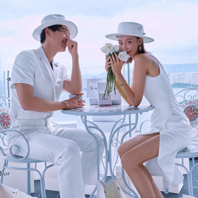 奶茶旅拍攜手迪麗熱巴, 開創度假旅拍新風潮-圖3