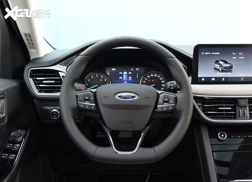 運動型熱門緊湊SUV 福特銳際 2.0T發動機動力勝過銳界-圖6