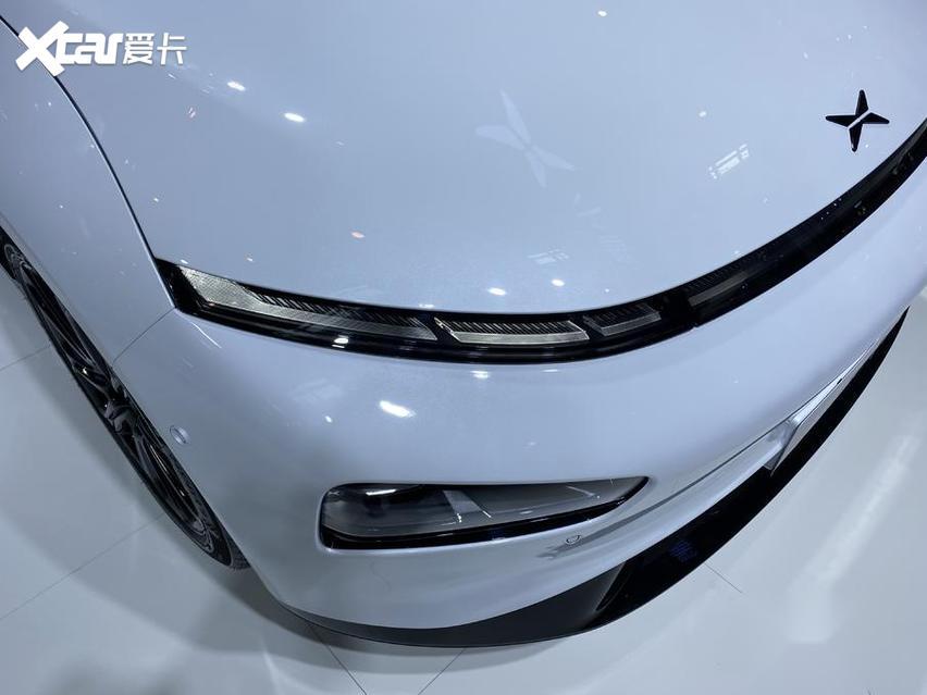 北京車展 實拍小鵬P7 新勢力很強悍 價格才20萬出頭-圖3