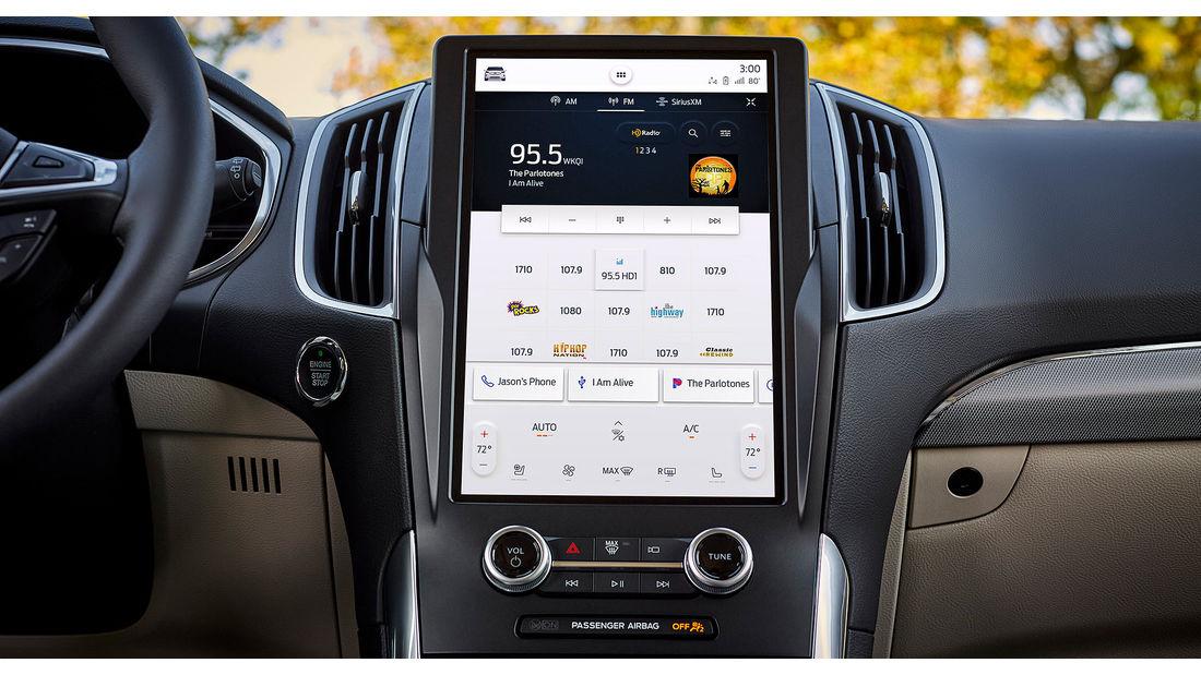 2021款福特銳界美國上市 全新設計輪轂搭配新灰色塗裝-圖5