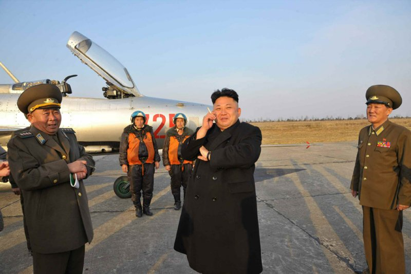 """地球局 獲金正恩器重, 朝鮮這兩位""""元帥""""什麼來頭-圖2"""