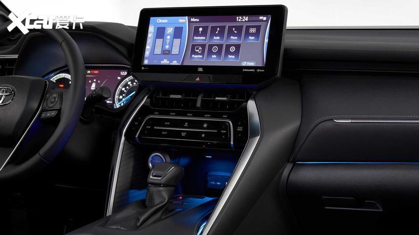 豐田威颯北美首發 共3款配置 起售價約23萬-圖6