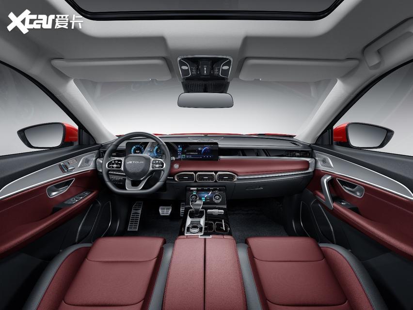 新增1.6T發動機 捷途X70 PLUS發佈-圖2