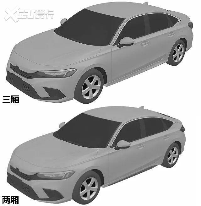 看個新車丨新一代思域全面曝光, 廣本將推兄弟版車型-圖5