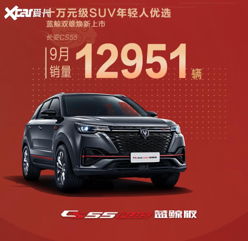 205543輛! 長安汽車集團9月銷量來瞭, 驚不驚喜-圖4