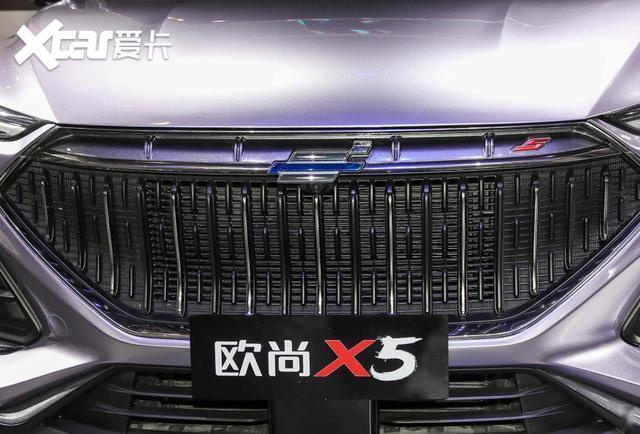 長安打造首款運動SUV, 歐尚X5外形個性張揚-圖3