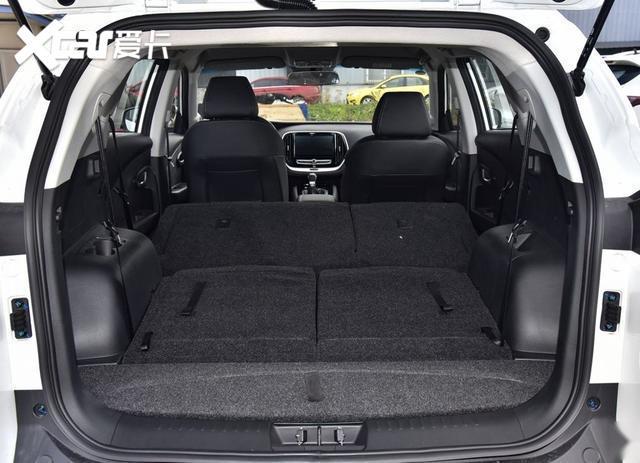 10萬能落地的SUV, 自動擋、非丐版、空間還不小, 可選這3款-圖8