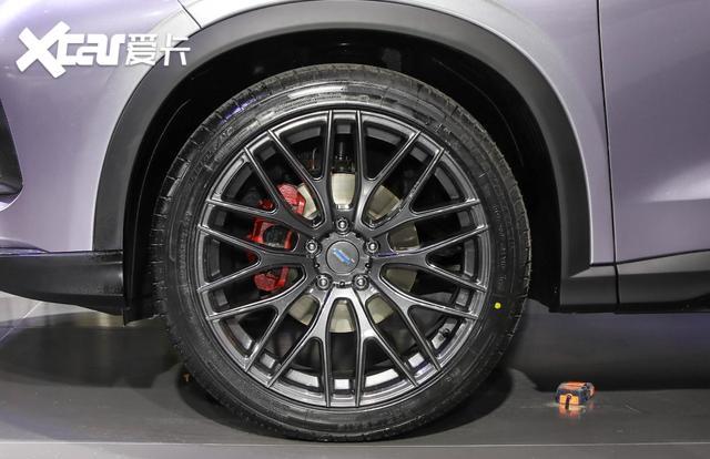 長安打造首款運動SUV, 歐尚X5外形個性張揚-圖9