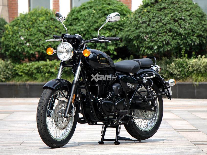 本田發佈復古摩托CB350 售價不足2萬元-圖10