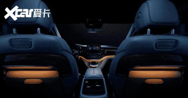豪華MPV圓桌的全新座上客, 北京車展奔馳V260煥新而至-圖5