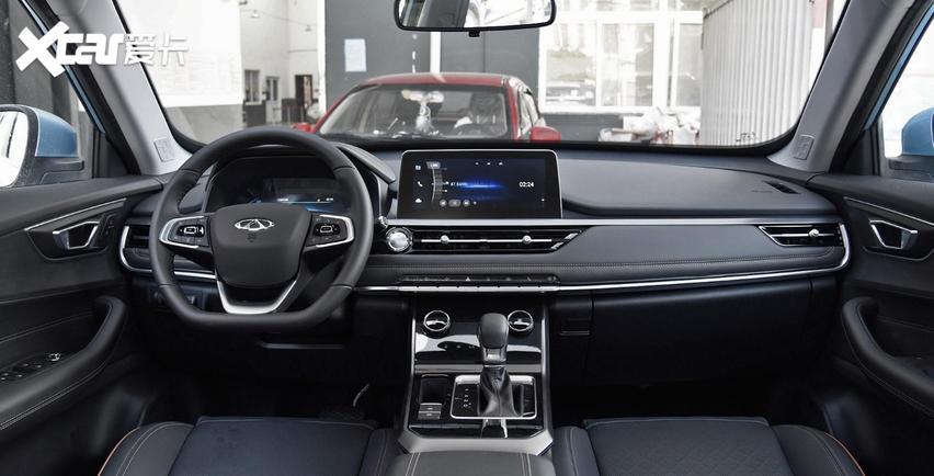 想買臺性價比高的小SUV代步, 奇瑞瑞虎5x表現怎麼樣?-圖3
