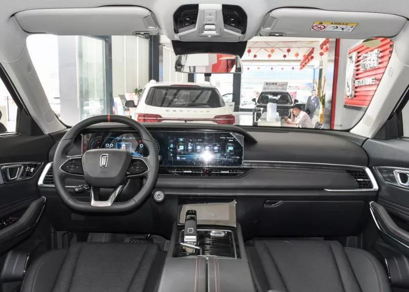 大空間、配置高、動力強! 這4款高性價比SUV就能滿足-圖5