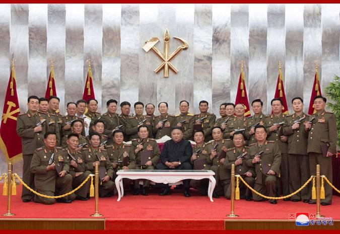 """地球局 獲金正恩器重, 朝鮮這兩位""""元帥""""什麼來頭-圖6"""