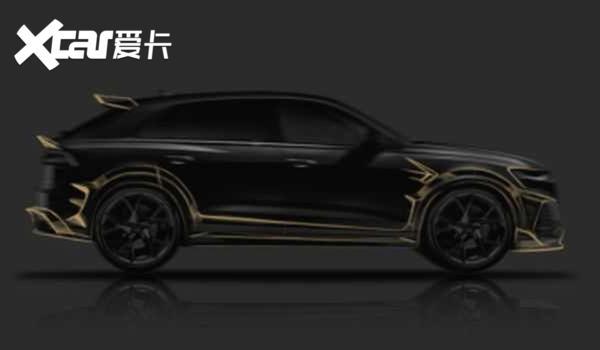 一口氣出六款, 涵蓋超跑/SUV等, Mansory全新車型陣容-圖7