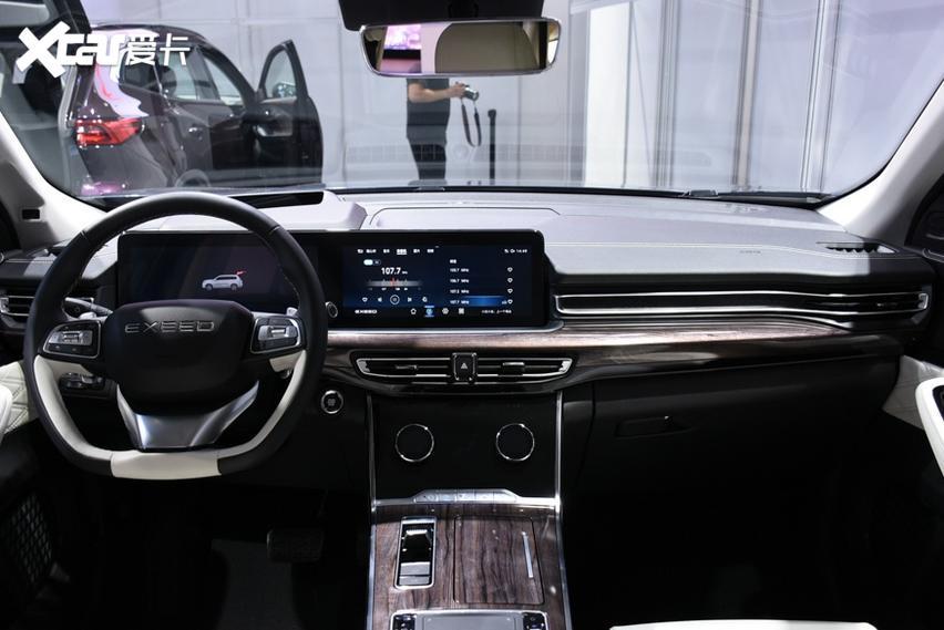 奇瑞發力, 北京車展上一口氣推出3款重磅SUV-圖10