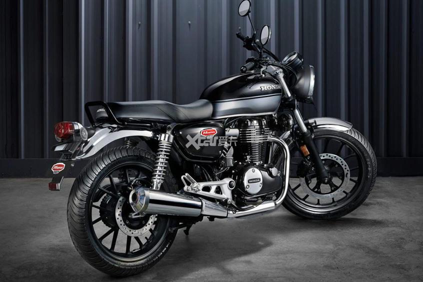 本田發佈復古摩托CB350 售價不足2萬元-圖3