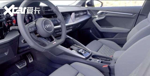 全新奧迪S3線上首發 國內將會引進三廂版本車型-圖8