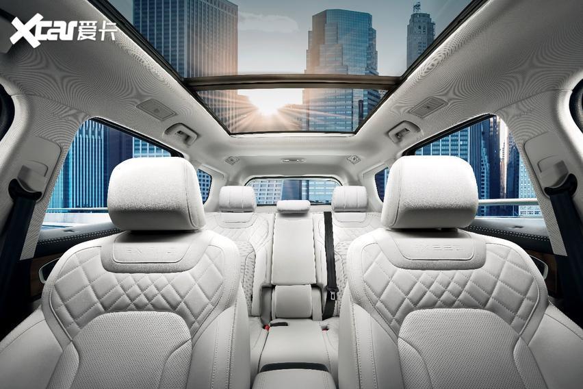 EXEED星途旗艦大七座SUV VX 290T車型預售開啟-圖3