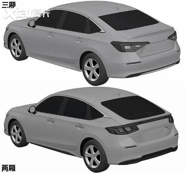 看個新車丨新一代思域全面曝光, 廣本將推兄弟版車型-圖6
