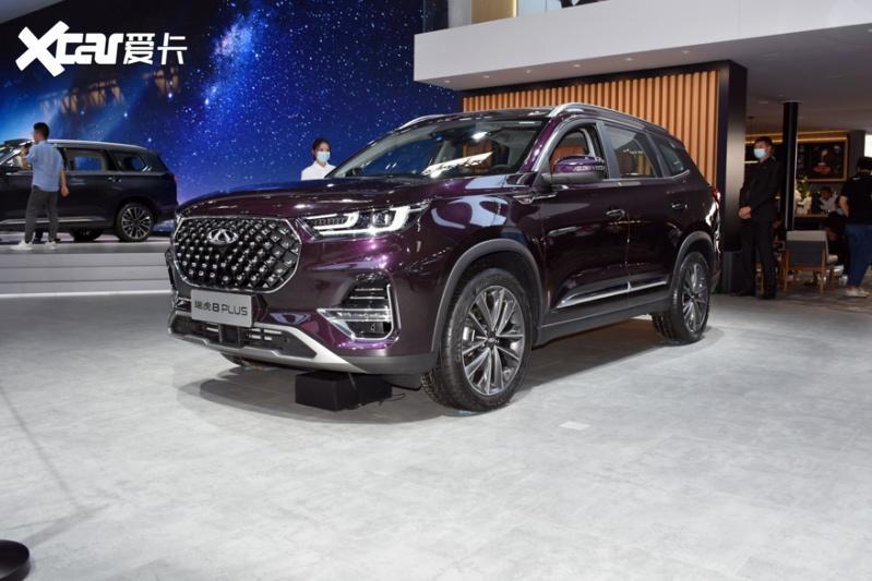 奇瑞發力, 北京車展上一口氣推出3款重磅SUV-圖3