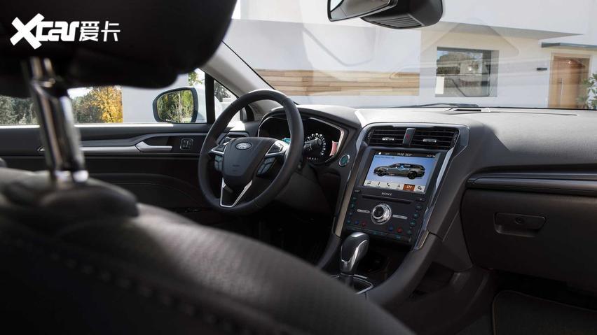福特公佈下一代蒙迪歐渲染圖 其中包含旅行車版本-圖5