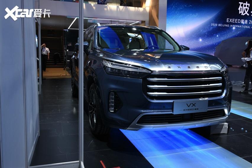 奇瑞發力, 北京車展上一口氣推出3款重磅SUV-圖8