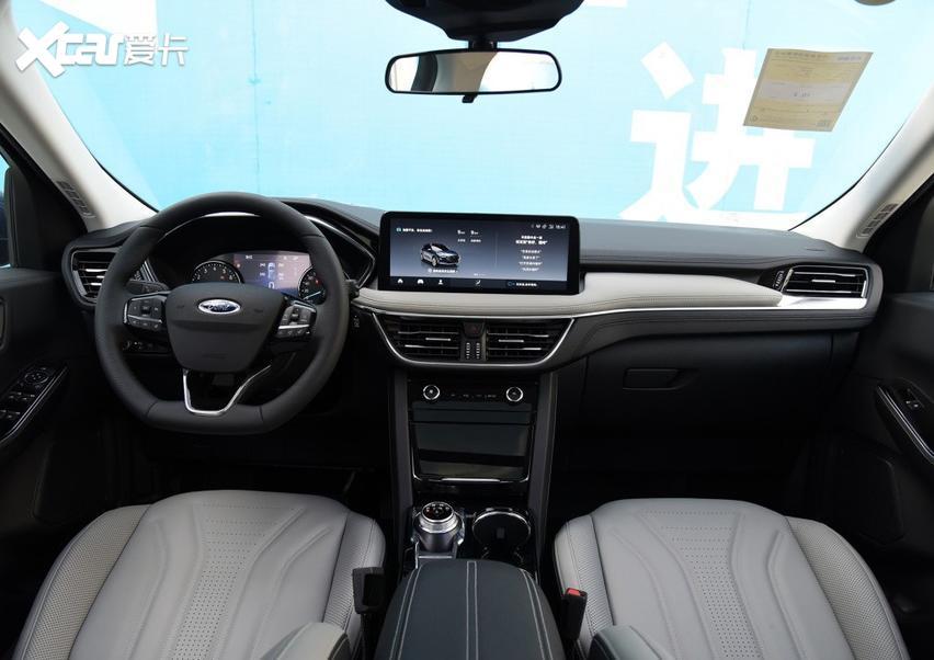 運動型熱門緊湊SUV 福特銳際 2.0T發動機動力勝過銳界-圖5