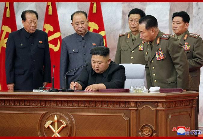 """地球局 獲金正恩器重, 朝鮮這兩位""""元帥""""什麼來頭-圖4"""