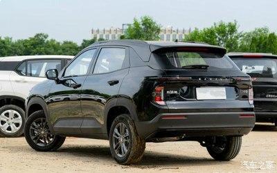 這臺SUV終於火瞭, 月銷6連漲, 1.5T帶自適應巡航, 僅6.38w起-圖8