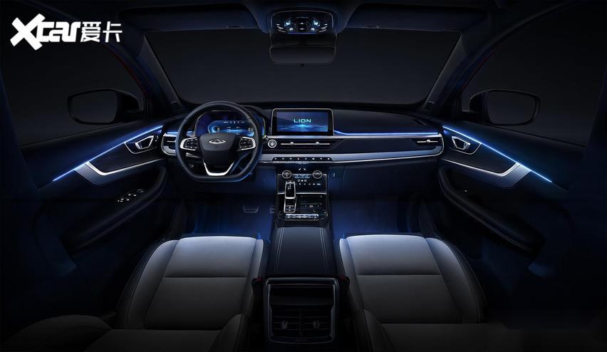 要做10萬級超快SUV 全新一代瑞虎7神行版上市-圖6