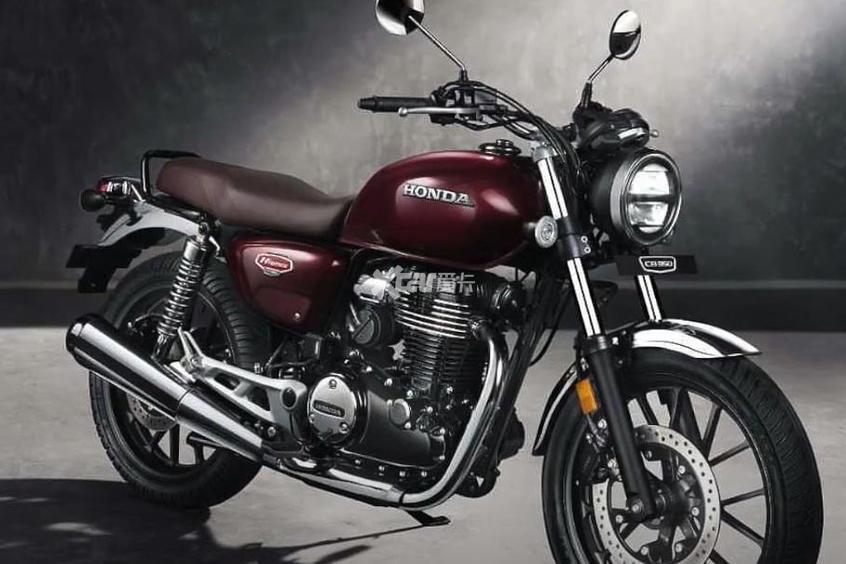 本田發佈復古摩托CB350 售價不足2萬元-圖2