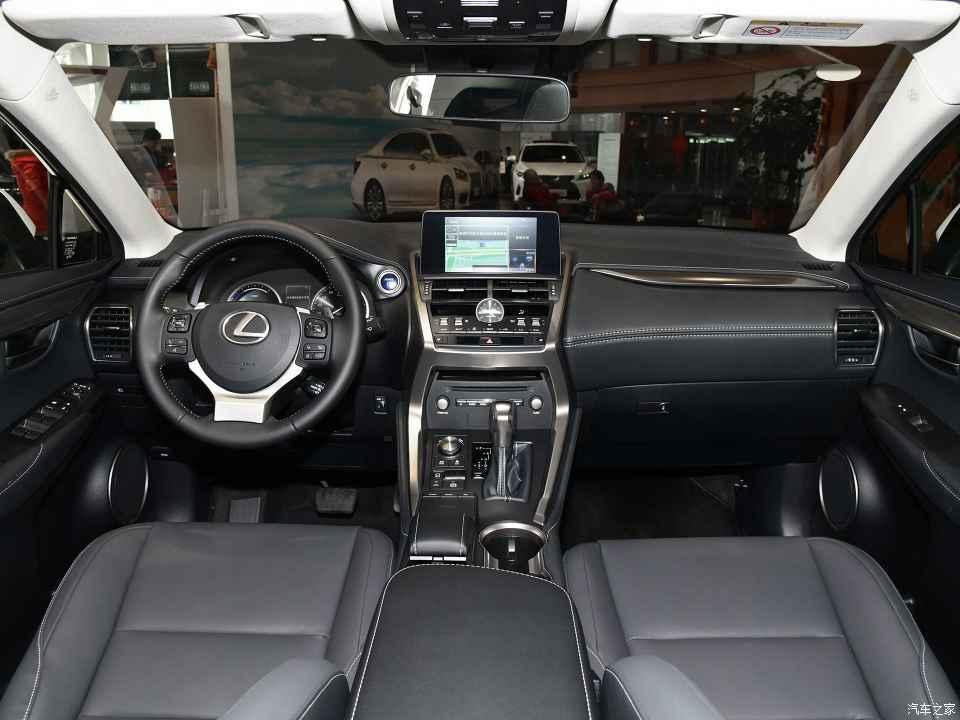 售39.60萬起 雷克薩斯ES/NX新車型上市-圖4