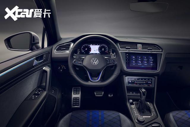 途觀中期改款, 新增R款和插電混動車型-圖3