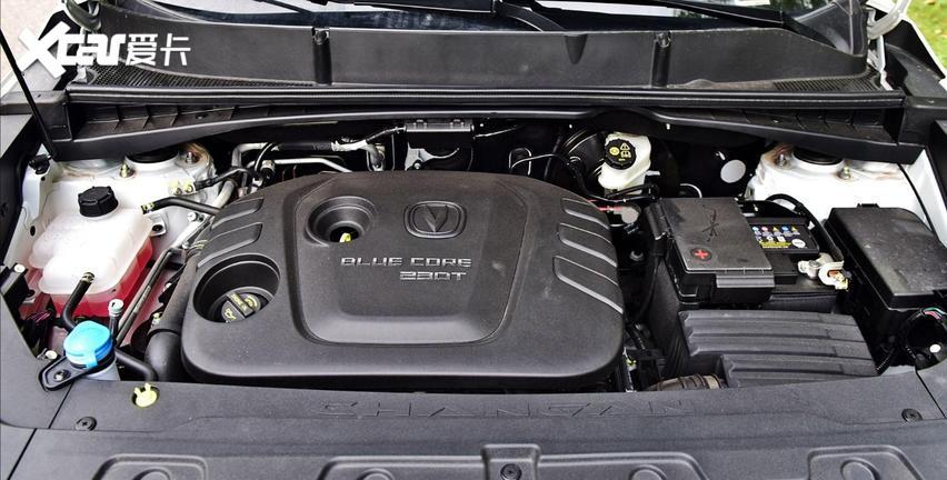 十萬元買性價比高的SUV, 長安CS55是否值得選擇?-圖4